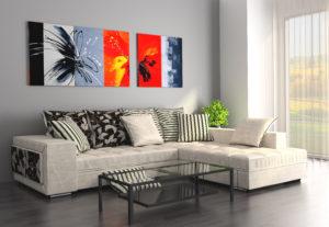 Obrazy na ścianę – Canvas